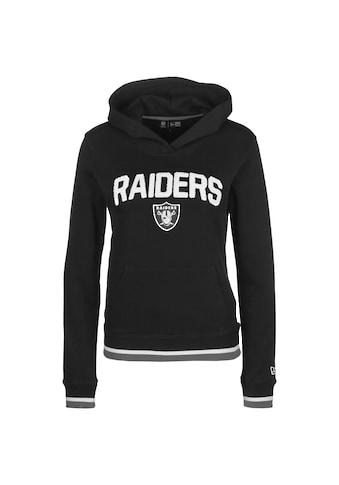 New Era Kapuzensweatshirt »Nfl Oakland Raiders Fleece« kaufen