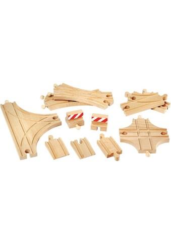 """BRIO® Gleise - Set """"BRIO® Ergänzungsset Holzschienensystem, »Brio WORLD Schienen und Weichensortiment"""" kaufen"""