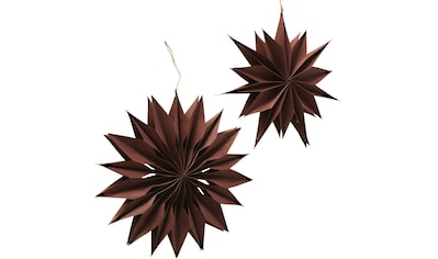 BOLTZE Dekohänger »Kassia«, aus Papier, Durchmesser ca. 40 cm kaufen