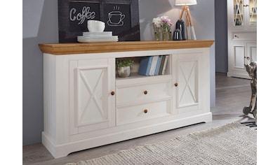 Premium collection by Home affaire Sideboard »marissa«, aus Massivholz kaufen