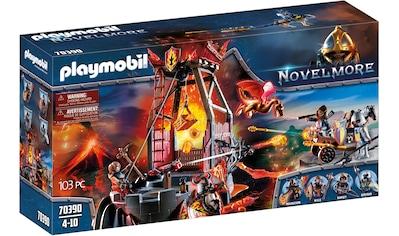 Playmobil® Konstruktions-Spielset »Burnham Raiders Lavamine (70390), Novelmore«, ; Made in Germany kaufen
