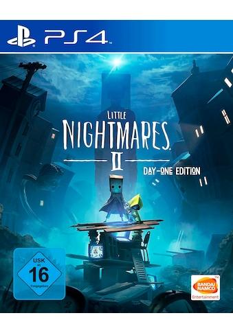 Bandai Spiel »Little Nightmares II - Day 1 Edition«, PlayStation 4 kaufen