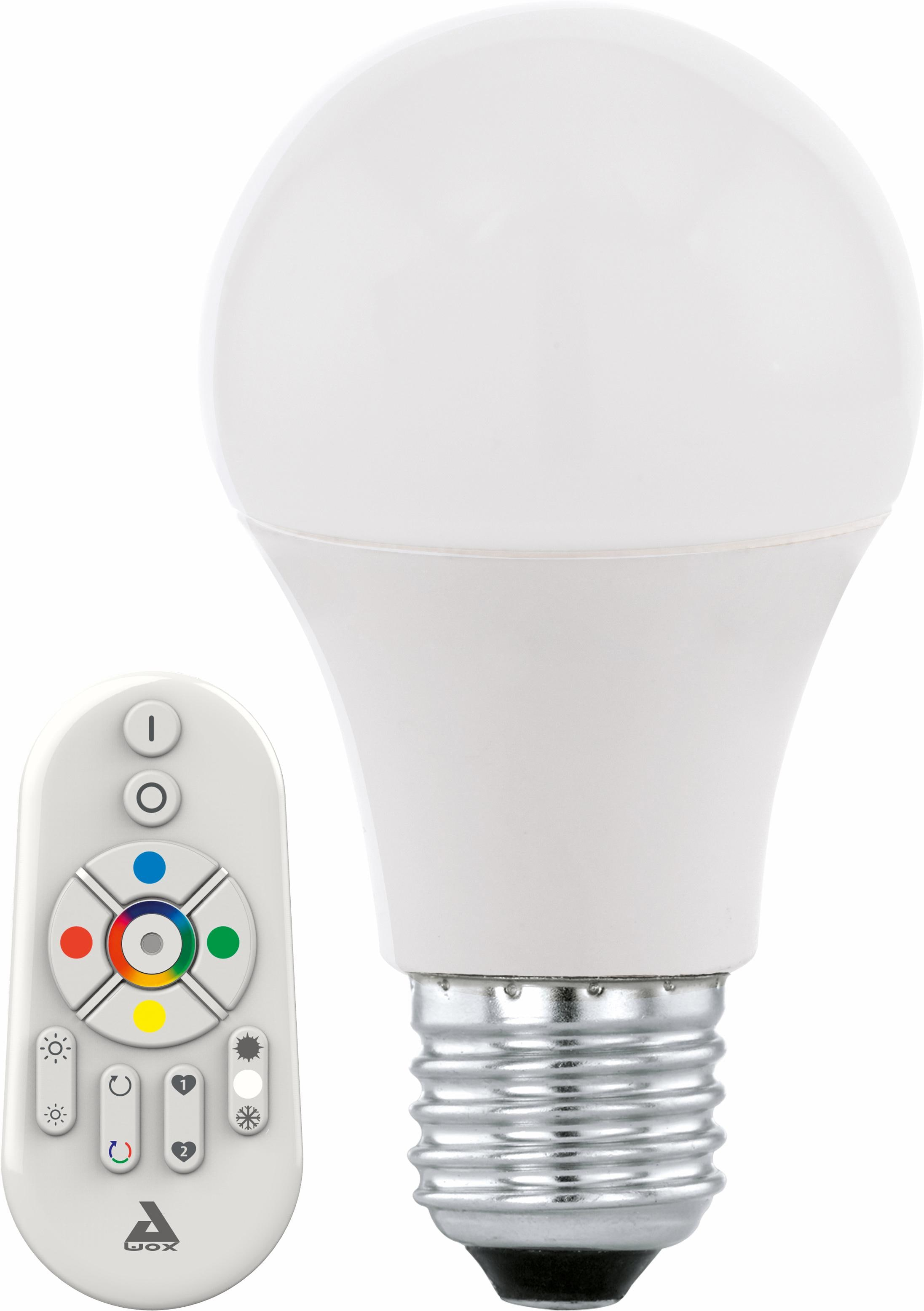 Eglo CONNECT, Leuchtmittel - inklusive Fernbedi...