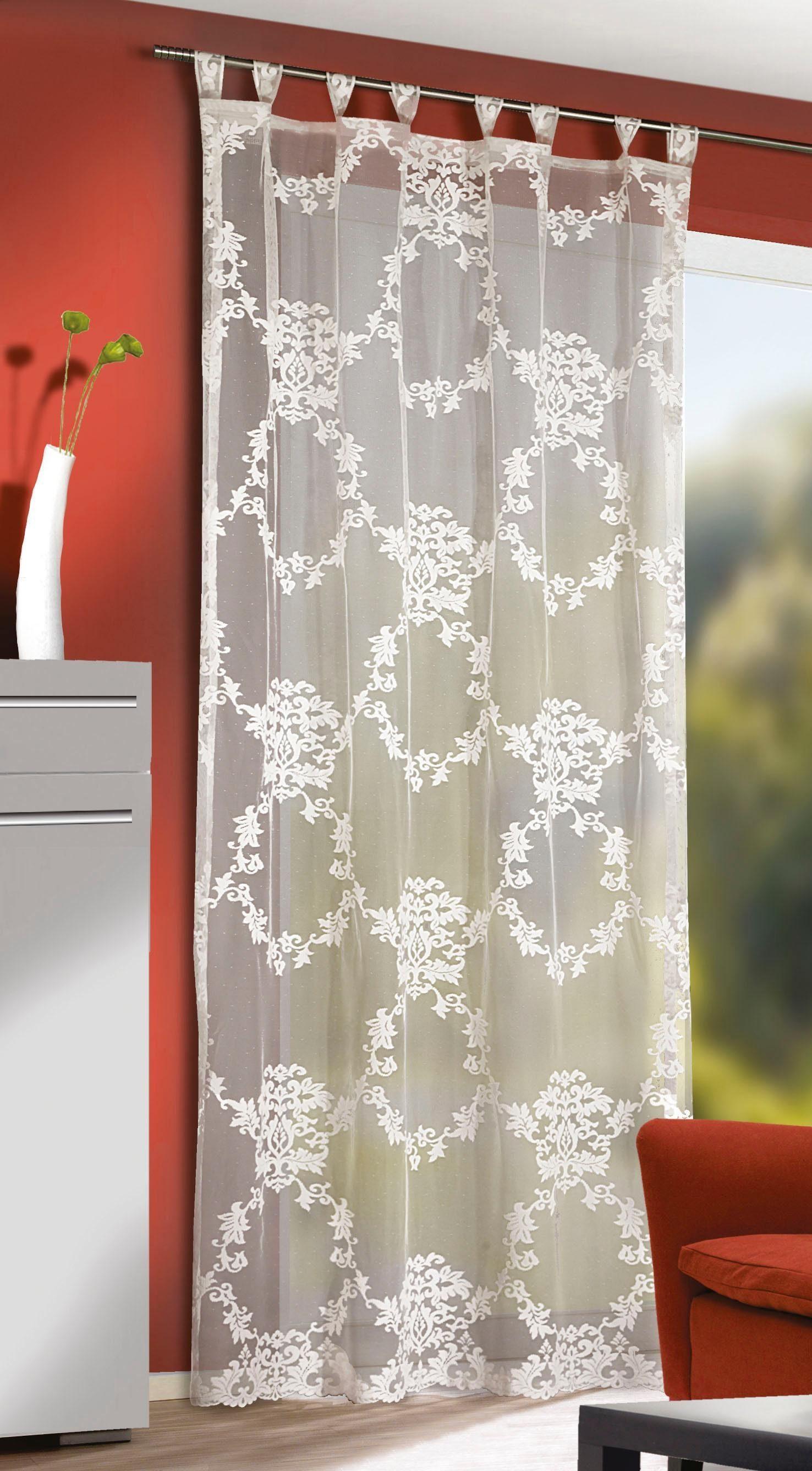 Vorhang Ulm WILLKOMMEN ZUHAUSE by ALBANI GROUP Schlaufen 1 Stück | Heimtextilien > Gardinen und Vorhänge > Vorhänge | Gelb | Willkommen Zuhause By Albani Group