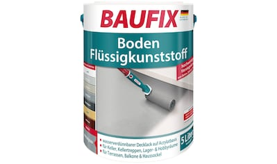 Baufix Acryl-Flüssigkunststoff, 5 Liter, geeignet für Beton, Estrich und Zement, auf... kaufen