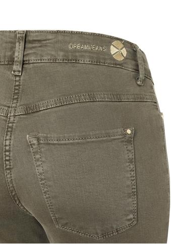 MAC Workerjeans »Dream Skinny Worker«, Im Worker-Style mit den typischen Taschen kaufen