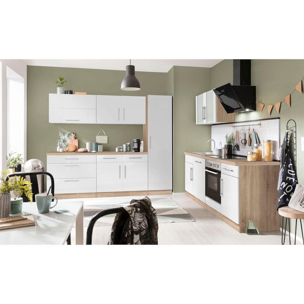 wiho Küchen Herdumbauschrank »Cali«, 60 cm breit, ohne Arbeitsplatte