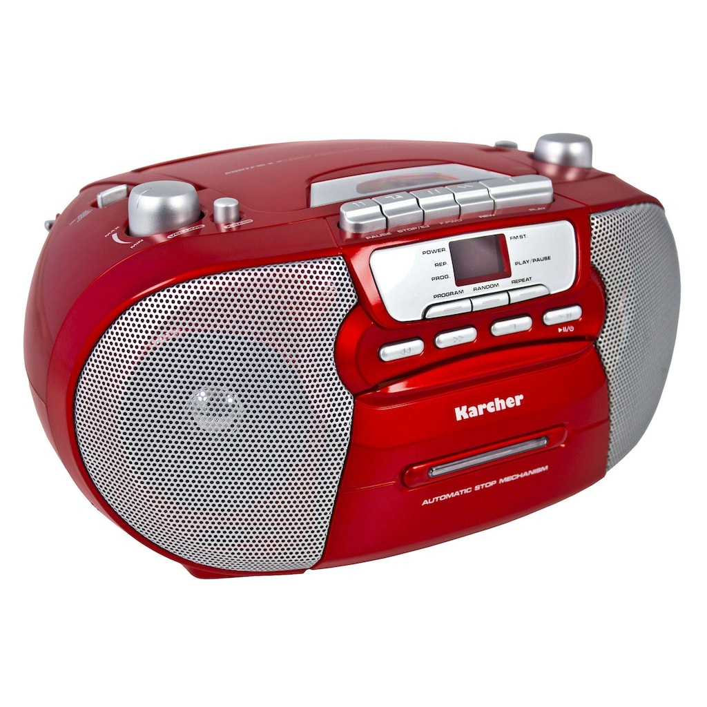 "Karcher Stereo-CD Player »RR 5040-R ""Oberon""«"