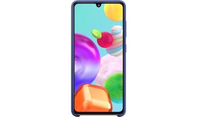 Samsung Smartphone-Hülle »Silicone Cover EF-PA415 Galaxy A41«, Samsung Galaxy A41 kaufen