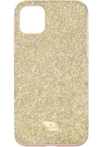 Swarovski Smartphone - Hülle »High Smartphone Schutzhülle mit integriertem Stoßschutz, iPhone® 11 Pro Max, goldfarben, 5533970« kaufen