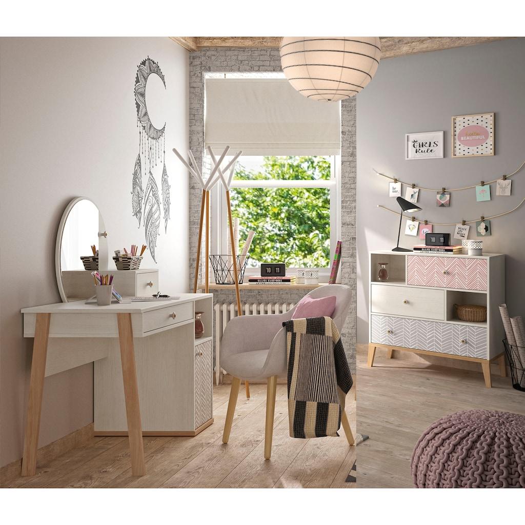 Gami Schreibtischaufsatz »Alika«