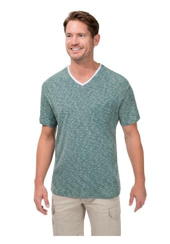 Catamaran Kurzarm - Shirt in aktueller 2 - in - 1 - Optik kaufen
