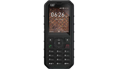 CAT B35 DualSIM Handy (6,1 cm / 2,4 Zoll, 4 GB, 2 MP Kamera) kaufen