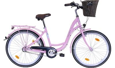FASHION LINE Cityrad, Shimano, NEXUS Schaltwerk, Nabenschaltung kaufen