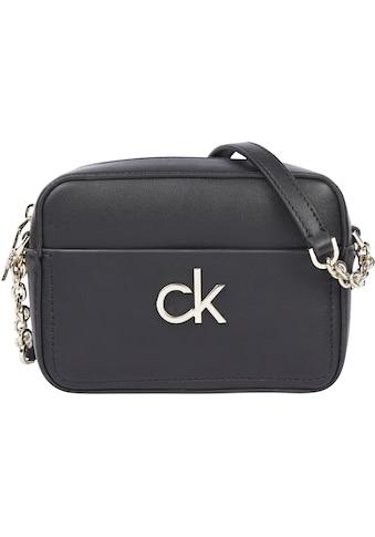 Calvin Klein Mini Bag »CROSSBODY BAG«, mit Kettendetail kaufen