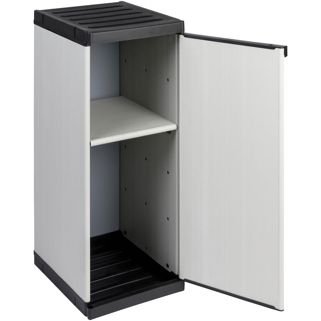 Kreher Eckschrank »Armadio«, B/T/H: 34x39,5x85 cm, nierdrig