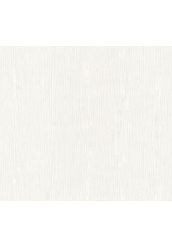 A.S. Création Strukturtapete »Simply White«, einfarbig, gestreift kaufen