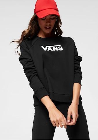 Vans Sweatshirt »FLYING V FT BOXY« kaufen