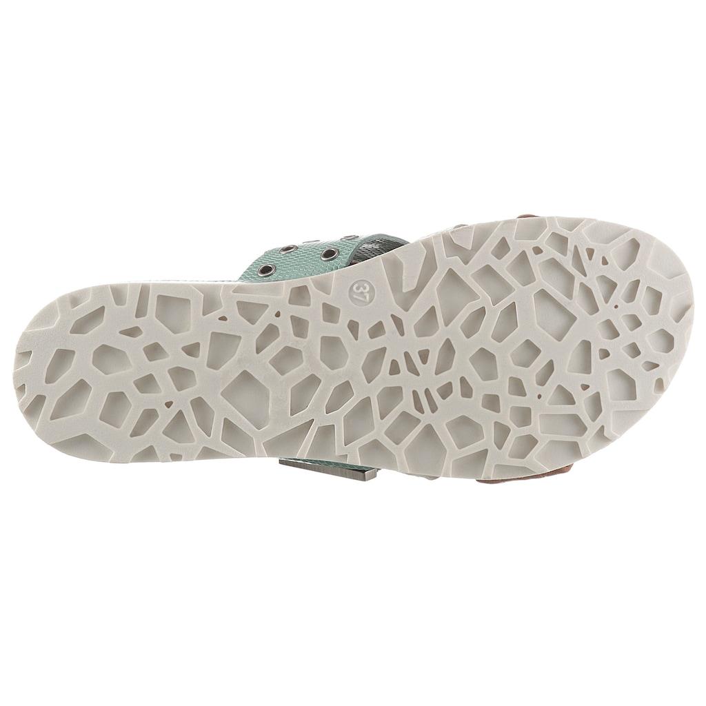 Mjus Sandalette »MAY«, mit Schmuckelementen