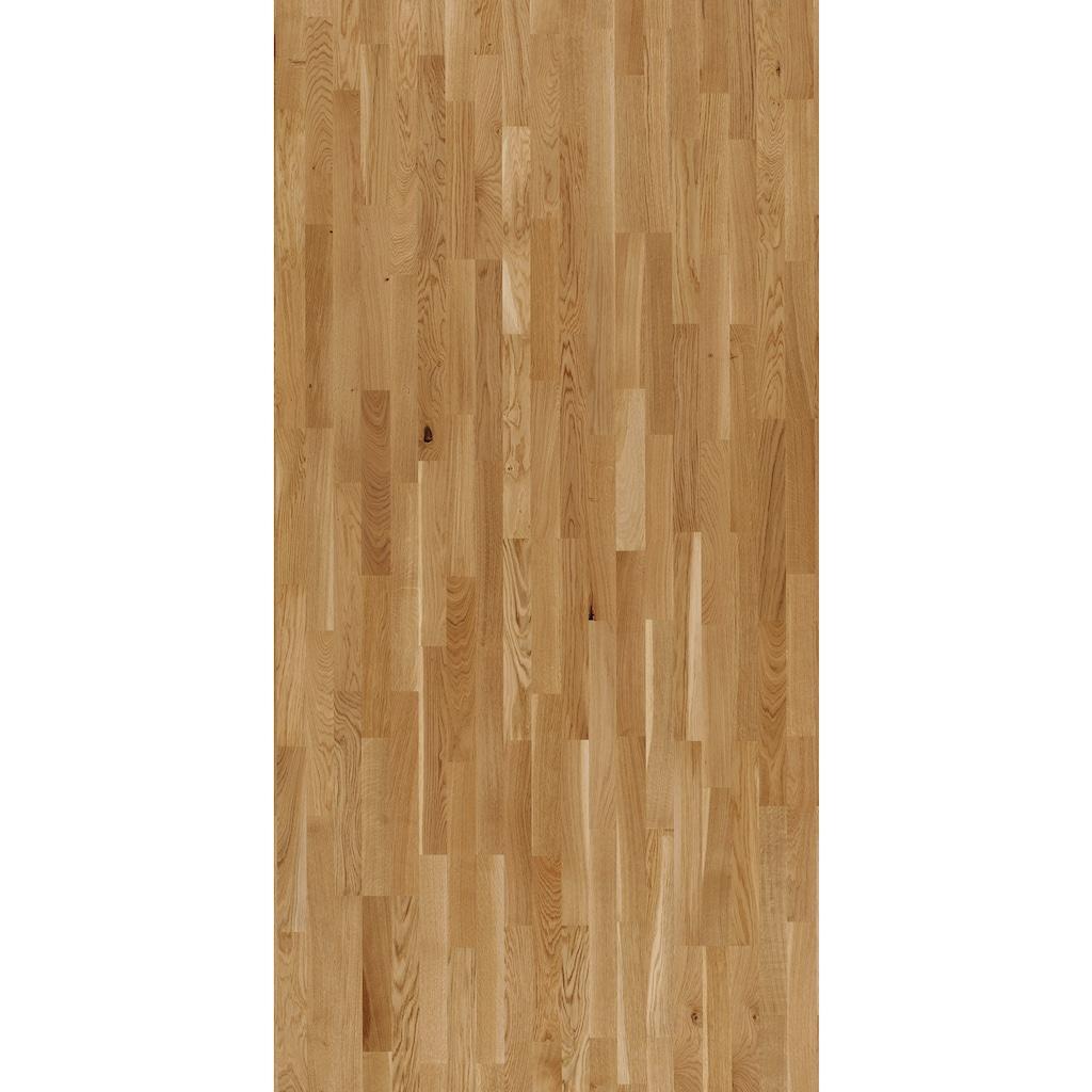 PARADOR Parkett »Classic 3060 Living - Eiche, lackiert«, ohne Fuge, 2200 x 185 mm, Stärke: 13 mm, 3,66 m²