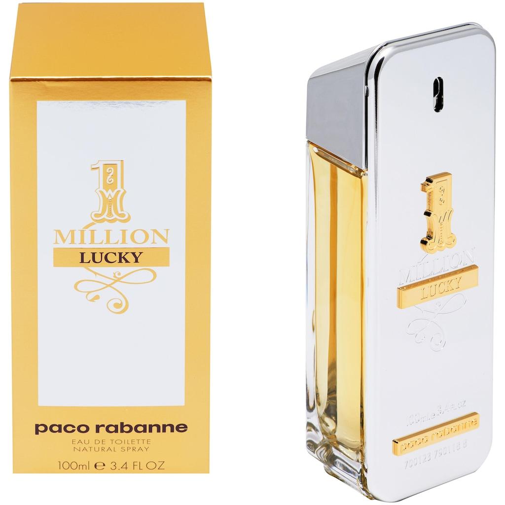 paco rabanne Eau de Toilette »1 Million Lucky«