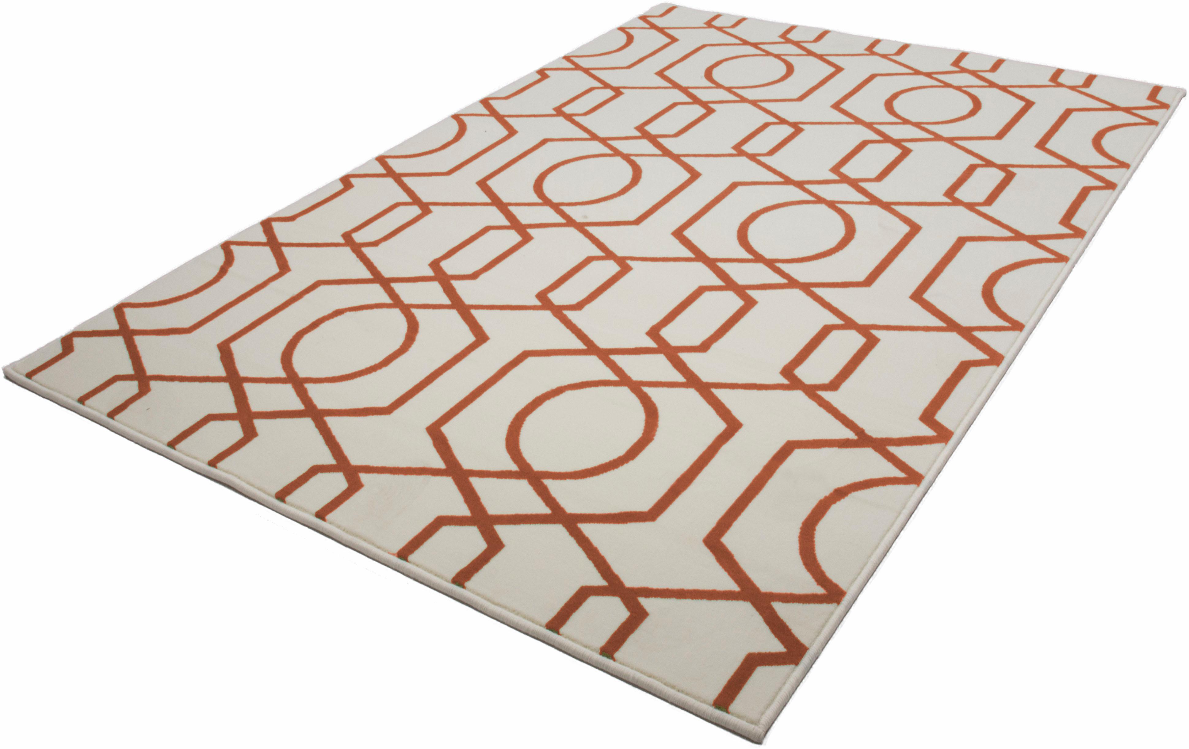 Teppich Now! 400 Kayoom rechteckig Höhe 10 mm