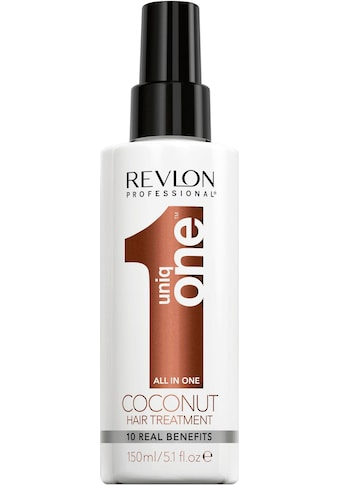 REVLON PROFESSIONAL Leave-in Pflege »Uniq One All in One Coconut Hair Treatment«,... kaufen