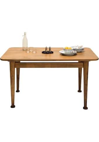 TOM TAILOR Esstisch »T-WESTCOAST TABLE SMALL«, aus Mangoholz, Breite 140 cm kaufen