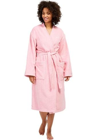 Unisex - Bademantel »Kimono«, TOM TAILOR kaufen
