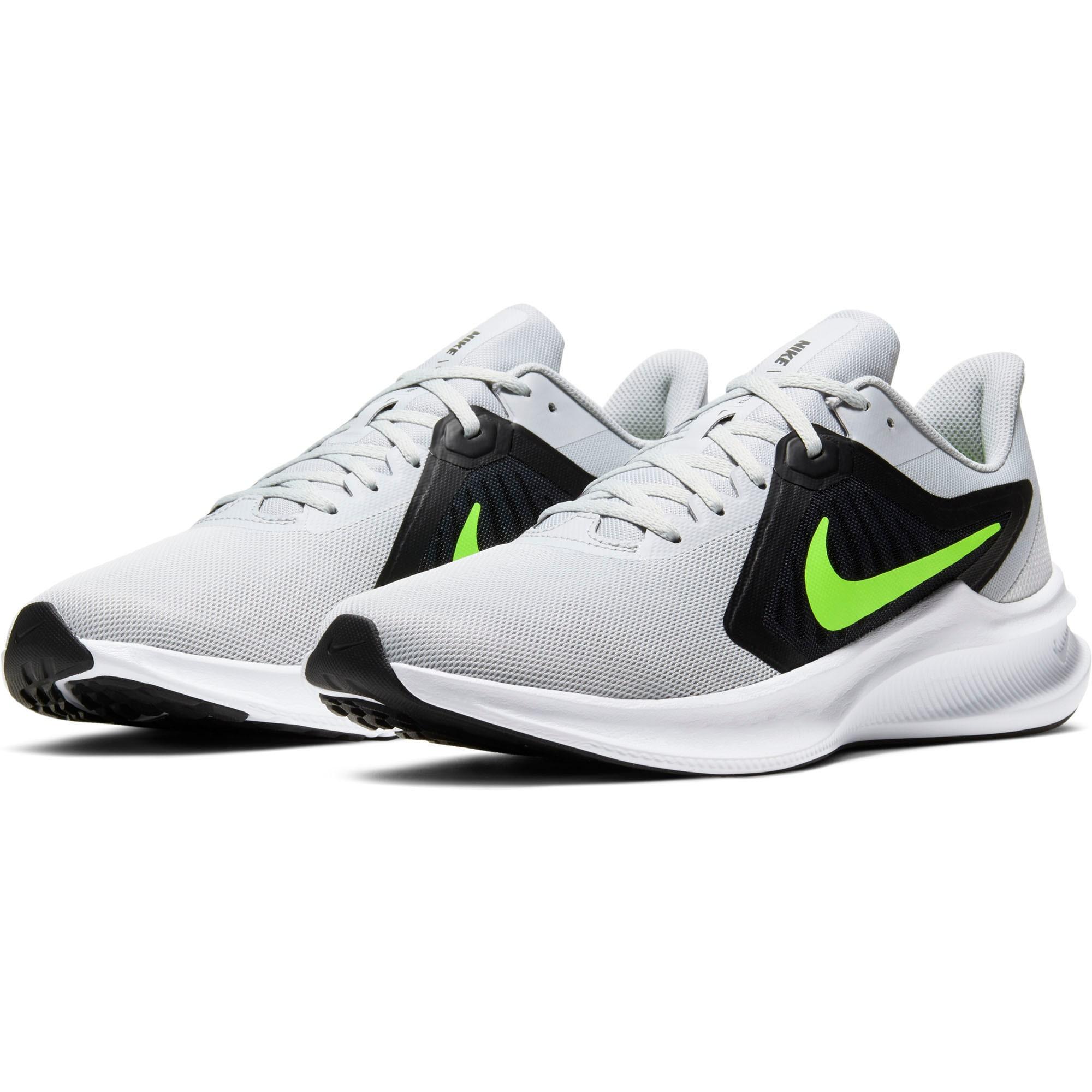 Nike Laufschuh Downshifter 10 grau Laufschuhe Herren Unisex