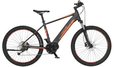FISCHER Fahrräder E - Bike »MONTIS 4.0i«, 9 Gang Shimano Deore Schaltwerk, Kettenschaltung, Mittelmotor 250 W kaufen