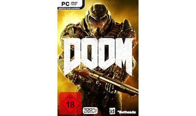 Bethesda Spiel »Doom«, PC, Software Pyramide kaufen