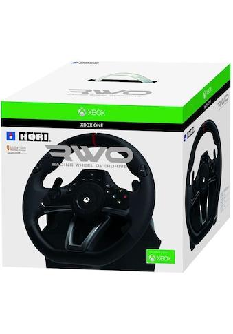 Gaming - Lenkrad »Racing Wheel Xbox One: Over Drive« kaufen