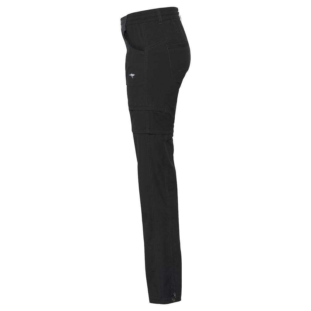 KangaROOS Funktionshose, mit abnehmbaren Beinen