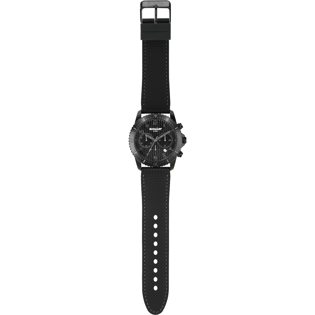 SINAR Chronograph »TC-23-9«