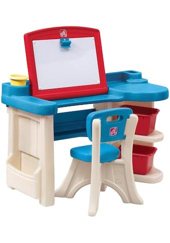 STEP2 Schreibtisch »Studio Art«, für Kinder, BxLxH: 97x41x91 cm kaufen