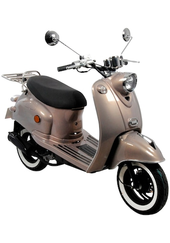 AGM MOTORS Motorroller »GMX 460 Retro Classic NF Edition«, 50 cm³, 45 km/h, Euro 4,... kaufen