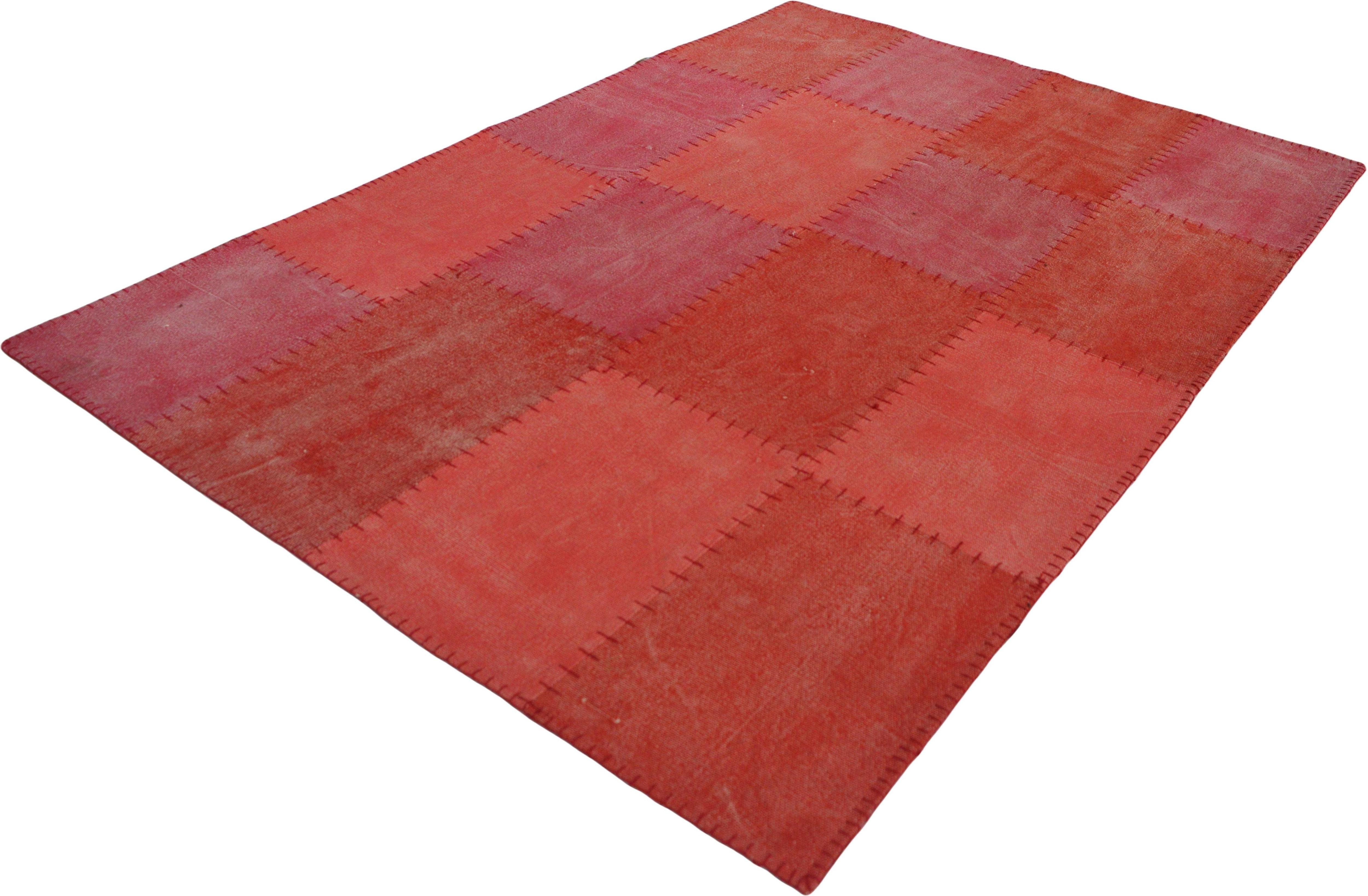 Teppich Cardainn 200 calo-deluxe rechteckig Höhe 10 mm handgewebt