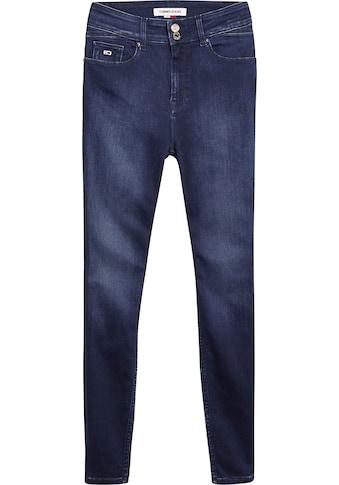 Tommy Jeans Skinny-fit-Jeans »SHAPE HR SKNY«, mit Push-up Effekt für einen perfekten Sitz kaufen
