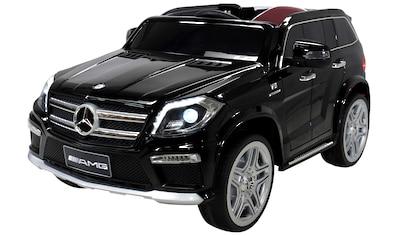 ACTIONBIKES MOTORS Elektroauto »Mercedes GL63«, für Kinder ab 3 Jahre, 12 Volt kaufen
