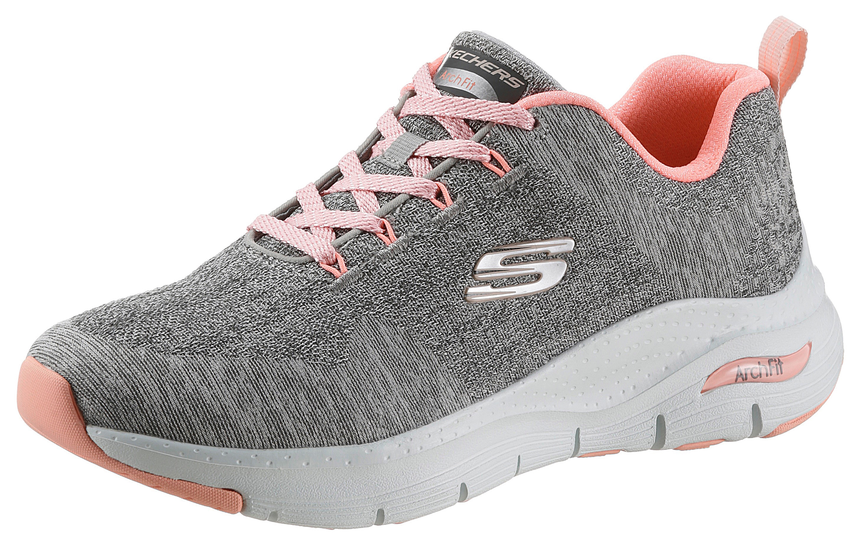 skechers -  Sneaker ARCH FIT - COMFY WAVE, mit Arch Fit-Innensohle
