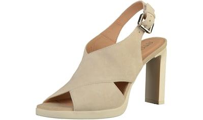 Geox High - Heel - Sandalette »Veloursleder« kaufen