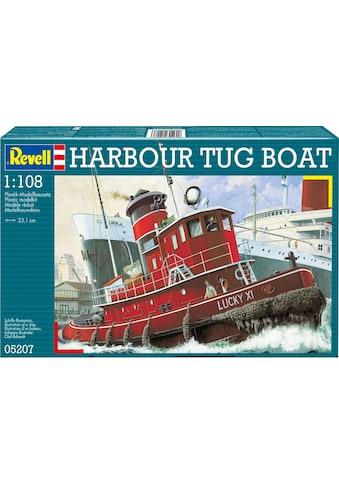"""Revell® Modellbausatz """"Model Set Harbour Tug Boat"""", Maßstab 1:108, (Set) kaufen"""