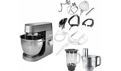 KENWOOD Küchenmaschine Chef XL Titanium KVL8361S, 1700 Watt, Schüssel 6,7 Liter kaufen