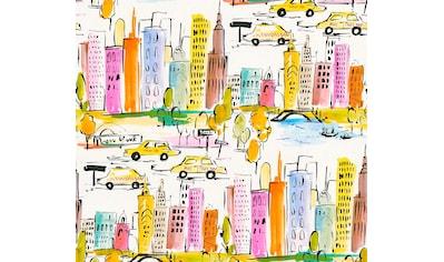 living walls Papiertapete »Boys & Girls«, umweltfreundlich kaufen