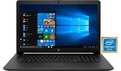 HP 17 - by2215ng, Hero Notebook (43,9 cm / 17,3 Zoll, Intel,Pentium Gold, 512 GB SSD) kaufen
