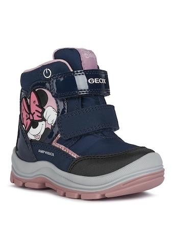 Geox Kids Winterstiefel »Disney Blinkschuh FLANFIL GIRL« kaufen