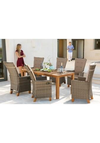 MERXX Gartenmöbelset »Toskana Deluxe« kaufen