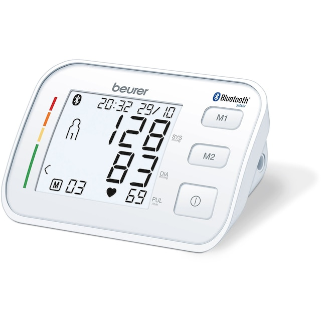 BEURER Oberarm-Blutdruckmessgerät BM 57