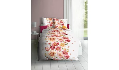 Kaeppel Bettwäsche »Tiffany«, mit Blumen kaufen